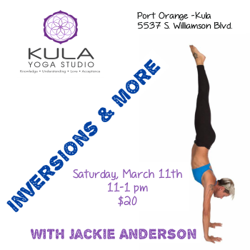 Inversions and More