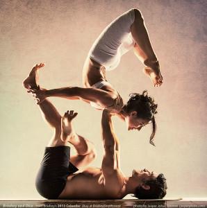 Bryce Yoga Acro Scorpion
