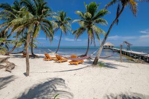 Belize ocean